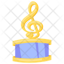 Clef Award Icon