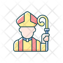 Clergy Priest Bishop Icon