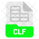 Clf file Icon