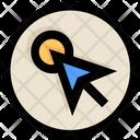 Ui Ux Click Icon