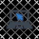 Click Cursor Online Icon