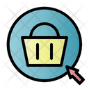 Click Online Order Icon