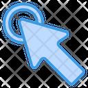 Click Mouse Cursor Icon
