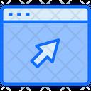 Click Route Web Icon