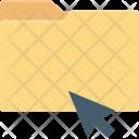 Click Cursor Data Icon