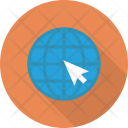 Click Global Network Icon