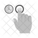 Click And Hold Icon