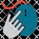 Click Finger Hand Icon