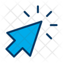Pointer Arrow Point Icon
