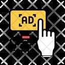 Click Advertising Icon