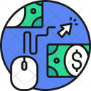 Click And Pay Icon