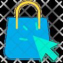 Click Bag Icon