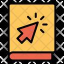 Click Book Icon