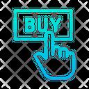 Click Buy Icon