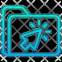 Click Folder Icon