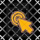 Click Mobile Icon