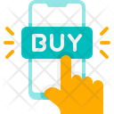 Click On Buy Purchase Payment Buy Icon