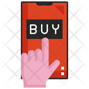 Click On Buy Buy Commerce And Shopping Icon