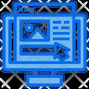 Online Website Technology Icon