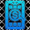 Click On Money Icon