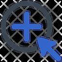 Add Click Create Icon