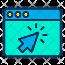 Website Web Internet Icon