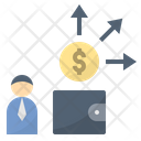 Client Customer Payment Icon