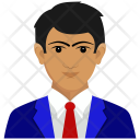 Client Avatar Business Icon