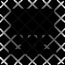 Internet Sharing Monitor Icon