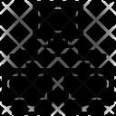 Client Server Icon