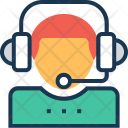 Client Support Customer Icon