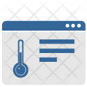 Climate Control Interface Icon
