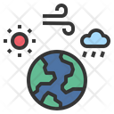 Climate Weather Earth Icon