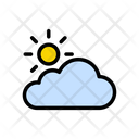 Climate Weather Sun Icon