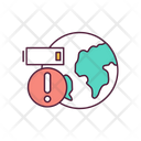 Global Natural Resource Icon