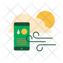 Climate monitor Icon