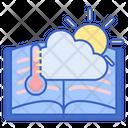 Climatology Meteorology Sun Icon