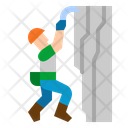 Climbing Climb Adventure Icon