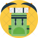 Climbing Gear Equipment Icon