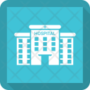 Clinic Healthcare Hospital Icon