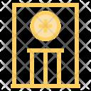Clinic Hospital Healthcare Icon