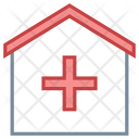 Clinic Hospital Icon