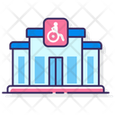 Clinic Hospital Building Icon