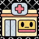 Clinic Hospital Laboratory Icon
