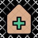 Clinic Hospital Pharmacy Icon