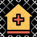 Clinic Hostpital Medical Icon