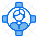 Clinic Avatar Doctor Icon
