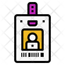 Clinic id Icon