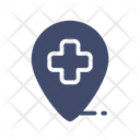 Clinic Location Icon