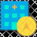 Clinic Navigation Icon